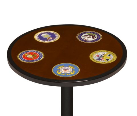 Round Table - Resin Top