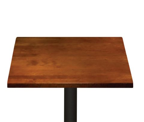 Square Table - Plank Top