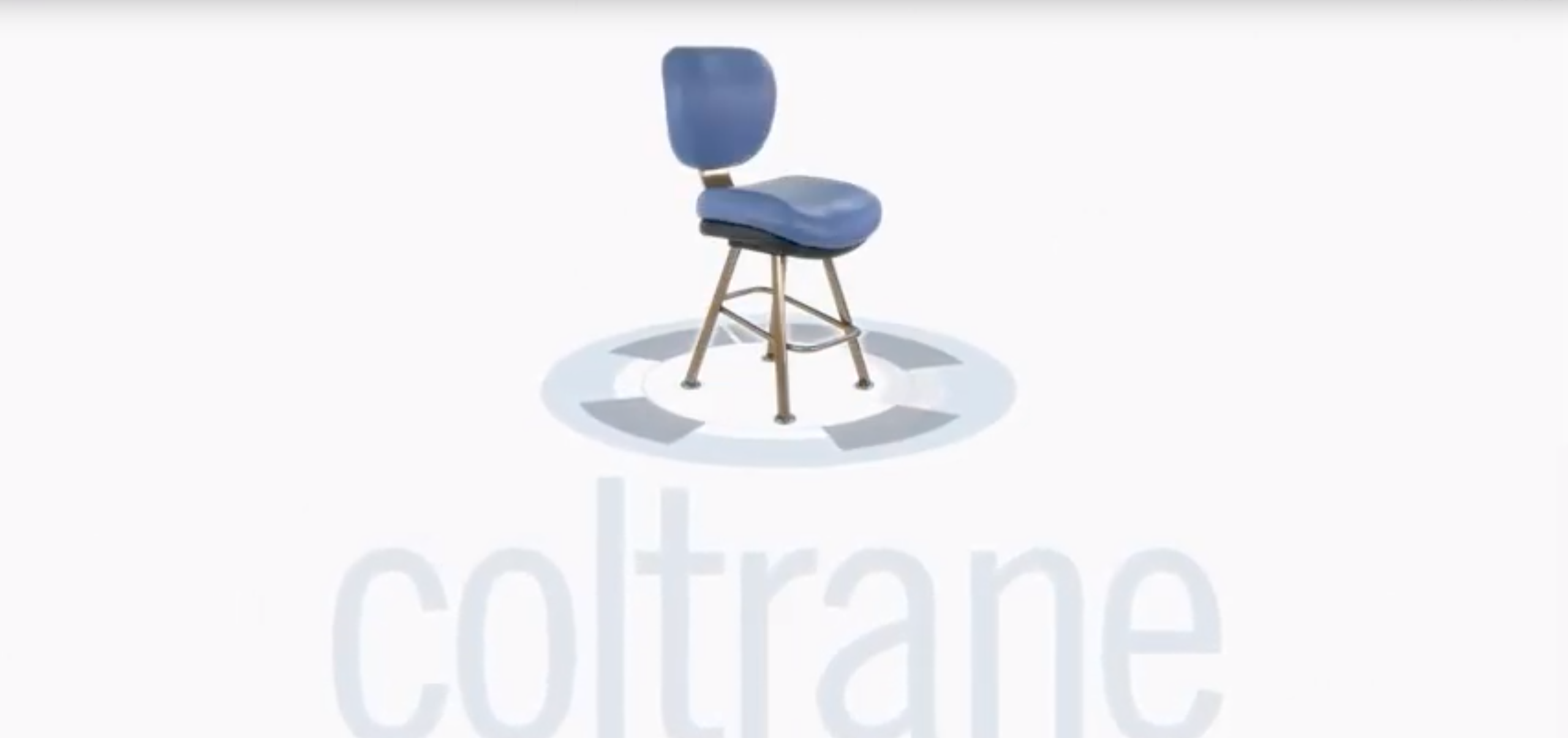 Gasser Chair Introduces the Coltrane
