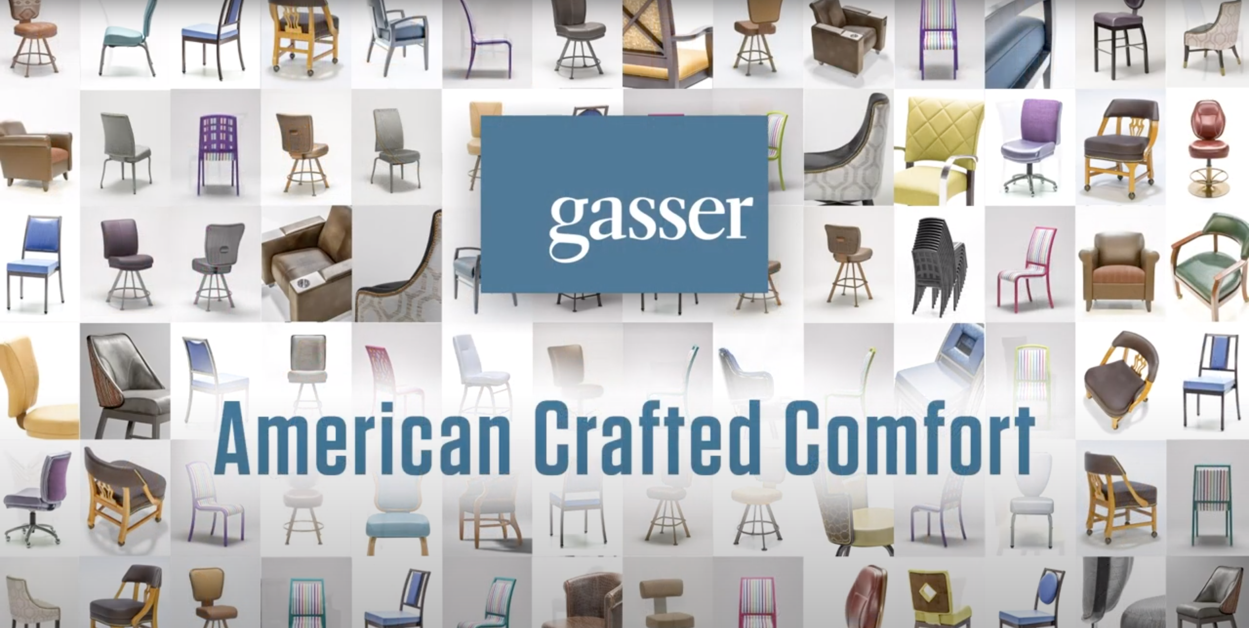Gasser American Crafted Comfort